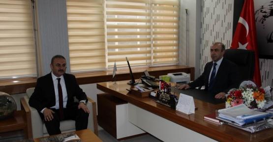 İl Emniyet Müdürü Aksoy'dan Tıp Bayramı ziyareti