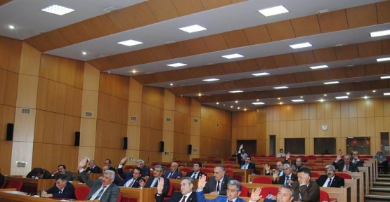 İl Genel Meclisi Mart ayı toplantıları devam ediyor