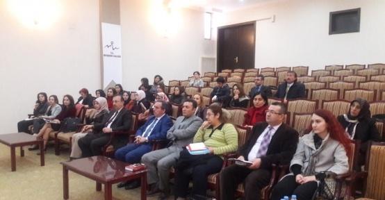 İl Kadın Hakları koordinasyon kurulu toplantısı yapıldı