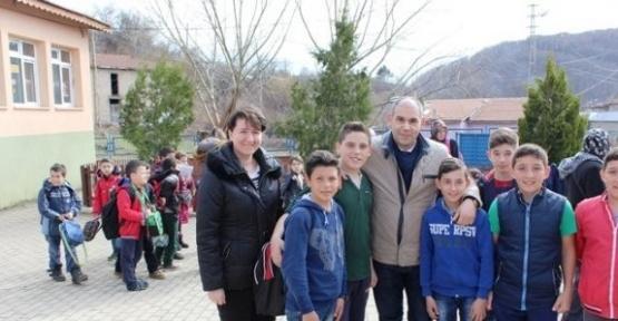 İl Milli Eğitim Müdürü Aşım'dan okul ziyaretleri