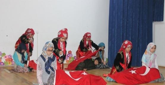 İnönü'de 18 Mart coşkusu