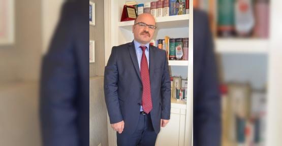 """İskenderoğlu: """"Cumhurbaşkanlığı hükümet  sisteminin tercih edilmesi önemli bir karardır"""""""