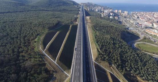 İstanbul'dan Bursa'ya kesintisiz ulaşımı Başbakan başlattı
