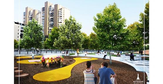 İzmir'e HYDE Parkı