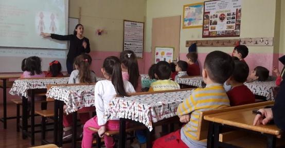 İzmit'te anasınıfı öğrencilerine çocuk istismarı eğitimi