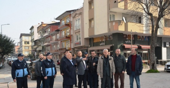 İzmit'te mahalle inceleme gezisi