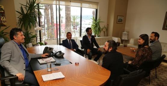 JCI Bodrum Yeni Yönetiminden Kocadon'a ziyaret