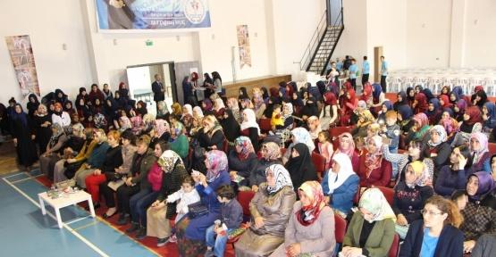Kahta'da 8 Mart Dünya Kadınlar Günü etkinliği