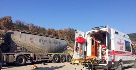 Kamyon ATV'ye çarptı: 2 ölü
