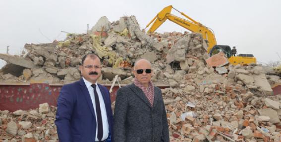 Karaman'da 19 mayıs okulu yeniden yapılacak