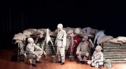 Karaman'da Seddülbahir, Yahya Çavuş tiyatro oyunu var