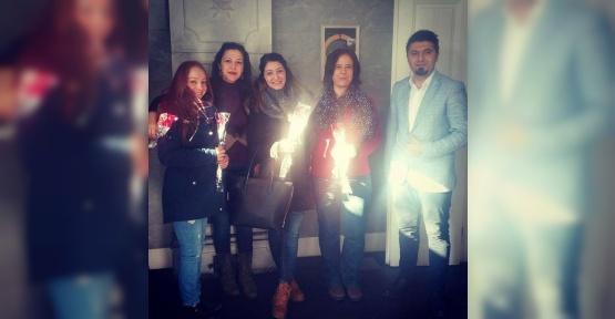 Kars'ta 8 Mart Dünya Kadınlar Günü kutlandı