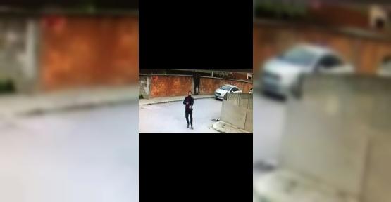 Kavga ettiği gence sokak ortasında kurşun yağdırdı