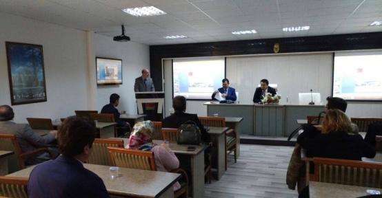 Kaymakam Avcı başkanlığında su yönetimi koordinasyon toplantısı düzenlendi