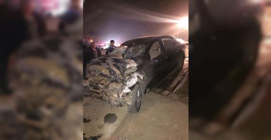 Kaynarca'da kaza: 1 yaralı