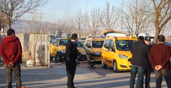 Kayseri'de taksici cinayeti