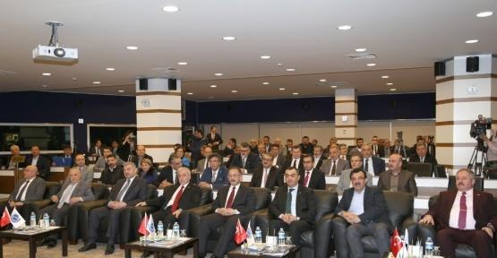KAYSO Mart ayı meclis toplantısı Bakan Özhaseki'nin katılımı ile yapıldı