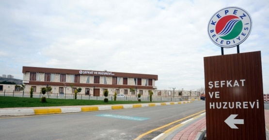 Kepez'de Şefkat ve Huzurevi misafirlerini bekliyor