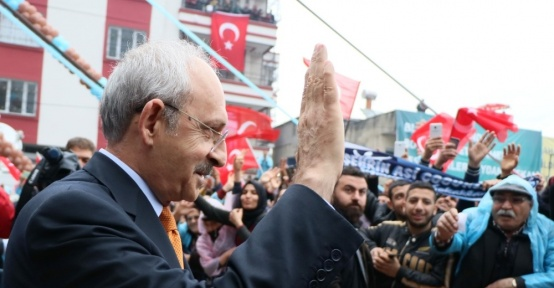 """Kılıçdaroğlu: """"Hollanda ile ilişkilerimizi askıya alın"""""""