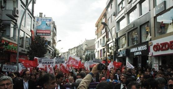 Kılıçdaroğlu, Sakaryalılara seslendi