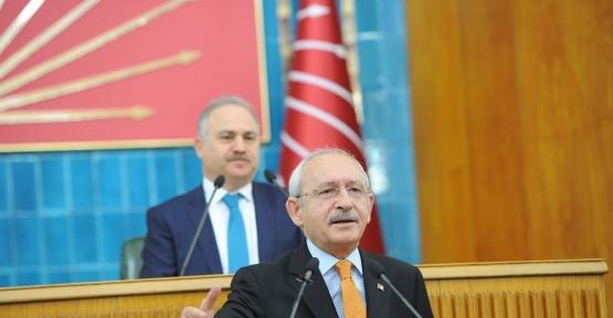 """Kılıçdaroğlu: """"Sen Almanya'ya giderken yasaklıyorlar tepki veriyorsun ama aynı şeyi sen yapıyorsun"""""""