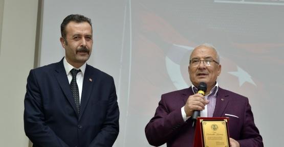 Kocamaz, Erzurum'un Kurtuluş programına katıldı