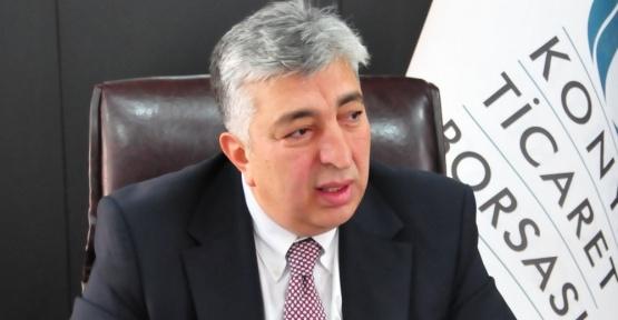 KTB Başkanı Çevik, lisanslı depo teşviklerini değerlendirdi