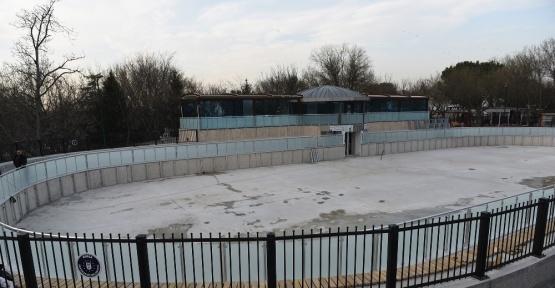 Kültürpark'ta buz pateni için geri sayım