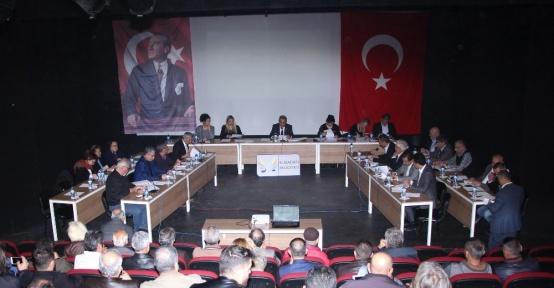 Kuşadası Belediyesi Mart ayı olağan meclis toplantısı yapıldı