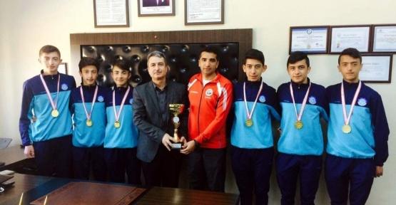 KUTSO Mesleki ve Teknik Anadolu Lisesinden Türkiye birinciliği