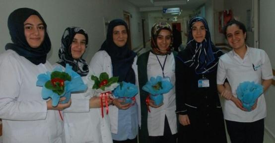 Lokman Hekim Van Hastanesinde 'Kadınlar Günü' etkinliği