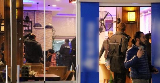 Malatya'daki kanlı kafeterya baskını sonrasında çekilen görüntüler yürek burktu