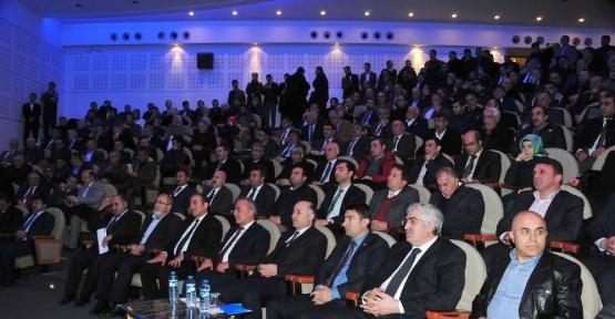Maliye Bakan Yardımcısı Yavilioğlu,  referandum için 4 bin 890 kilometre katetti