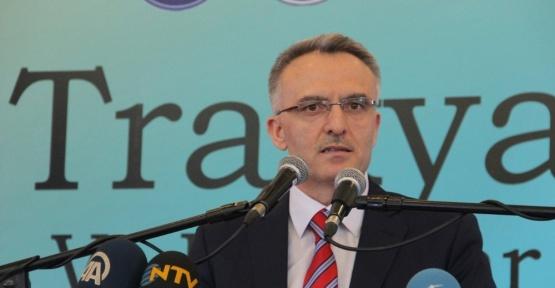 Maliye Bakanı Ağbal, Bu demokrasi dışı faşizan bir tavır