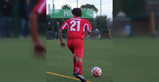 Manchester United, Levent Gündoğan'ı transfer etti