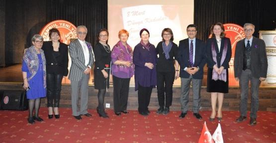 """""""Medya ve Toplumsal Eşitlik"""" 8 Mart'ta masaya yatırıldı"""