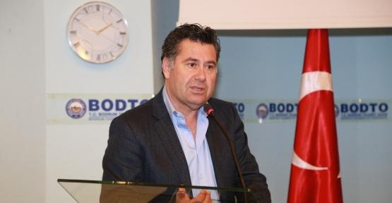 Mehmet Kocadon BODTO meclis toplantısına katıldı