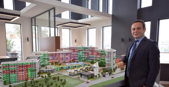 Menemen'e 396 konutluk Kuzey Şehir projesi