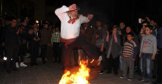 Mersin'de Nevruz coşkuyla kutlandı