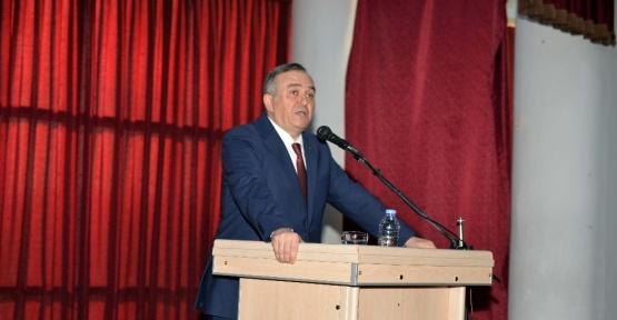 MHP'li Akçay, Gördes'te 'evet' istedi