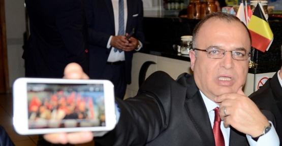 """MHP'li Ali Güler: """"Cumhurbaşkanı Erdoğan, milli ve yerli bir lider"""""""