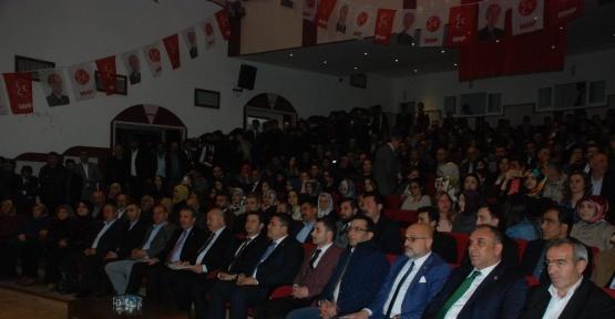 """MHP'li Ersoy: """"Bahçeli'yi itibarsızlaştırmaya çalışıyorlar"""""""