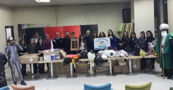 Milletvekili Aygün'dan Hakkarili gençlere destek