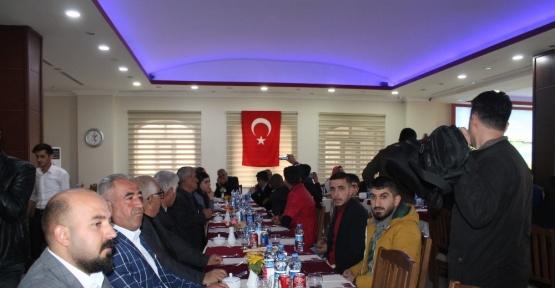 Milli Birlik ve Kardeşliğe Çağrı Konfederasyonu Şırnak İl Başkanı Refik Tatar: