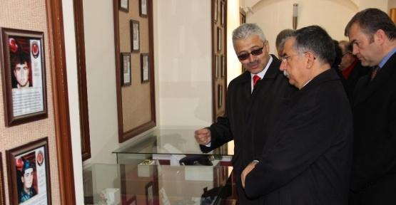 Milli Eğitim Bakanı Yılmaz, Şehitleri Anma programına katıldı