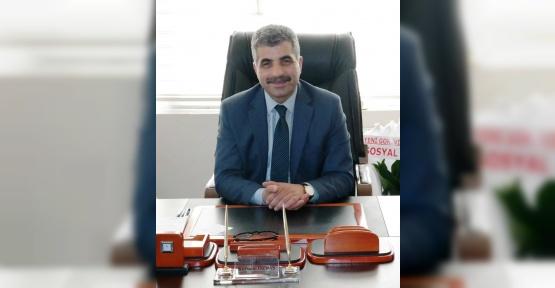 Milli Eğitim Şube Müdürlüğüne Özdaş atandı