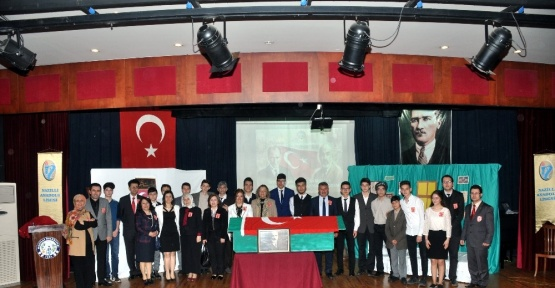 Milli şair Ersoy Nazilli'de anıldı