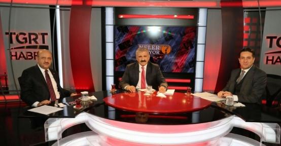 """Milli Savunma Bakanı Işık: """"PYD/YPG'nin Münbiç'ten çekilmesi Türkiye için kırmızı çizgidir"""""""
