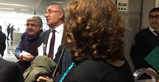 MİT Tırları davasında gazeteci Soner Yalçın tanık olarak ifade veriyor