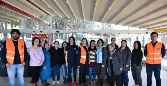 Muratpaşa Belediyesi'nden Özel annelere ilk yardım kursu